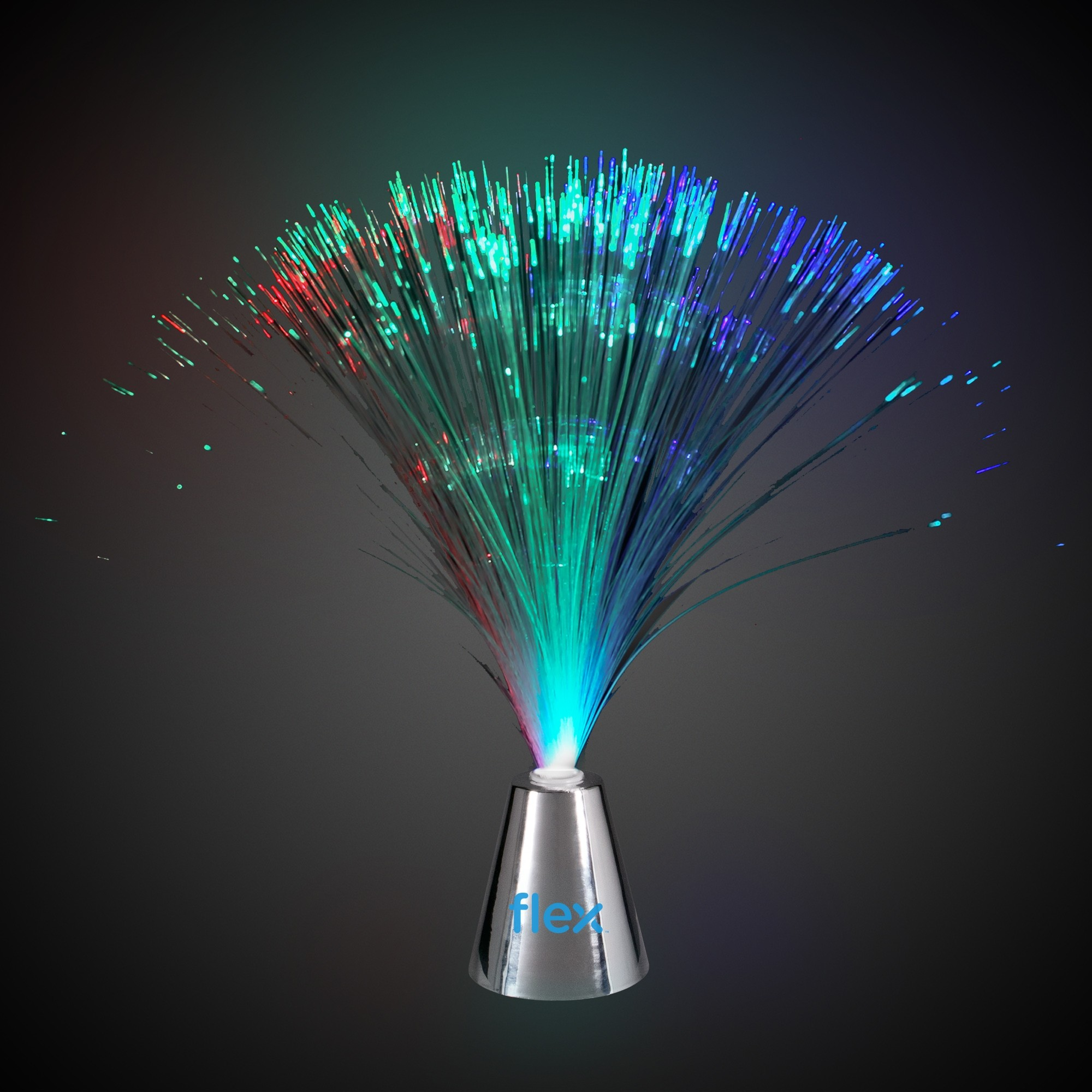 13.5 INCH LED FIBER OPTIC CENTERPIECE
