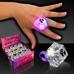 LED JEWEL RING
