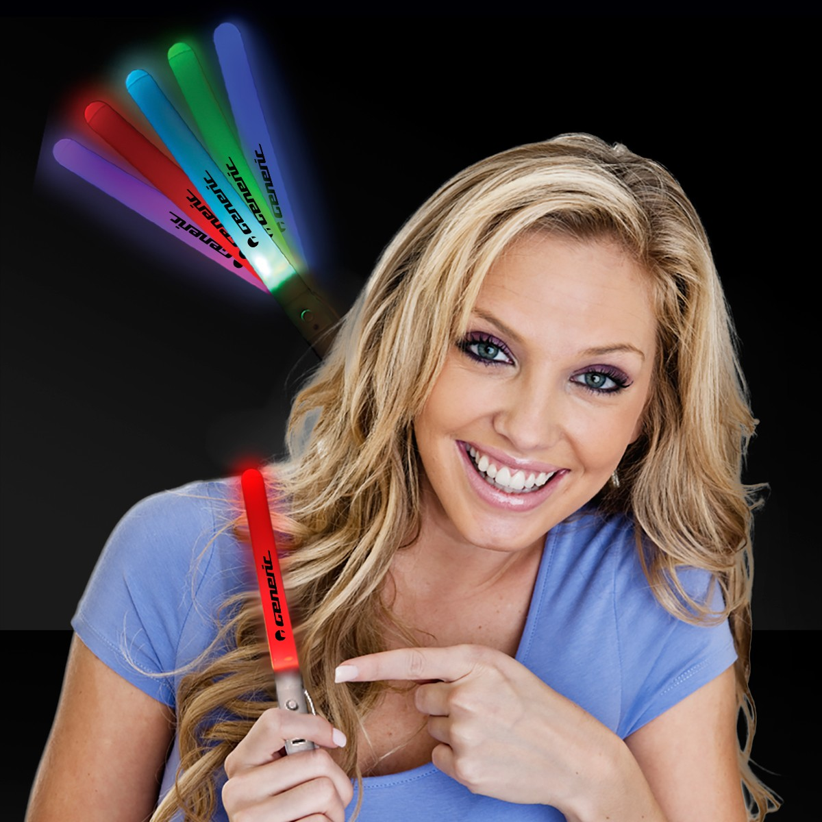 7 INCH LED LIGHT STICK WAND