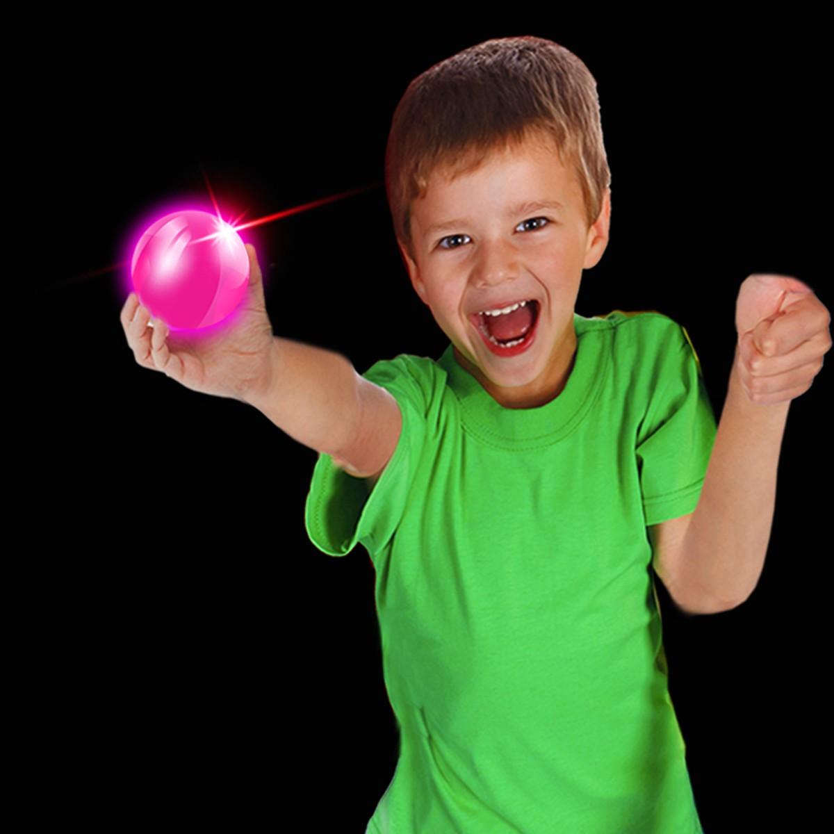 LED FUSION BALL - 7 LU MODES