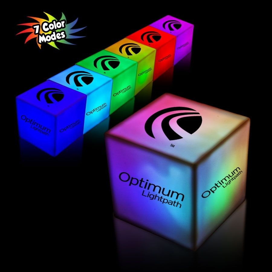 LED MORPHING CUBE