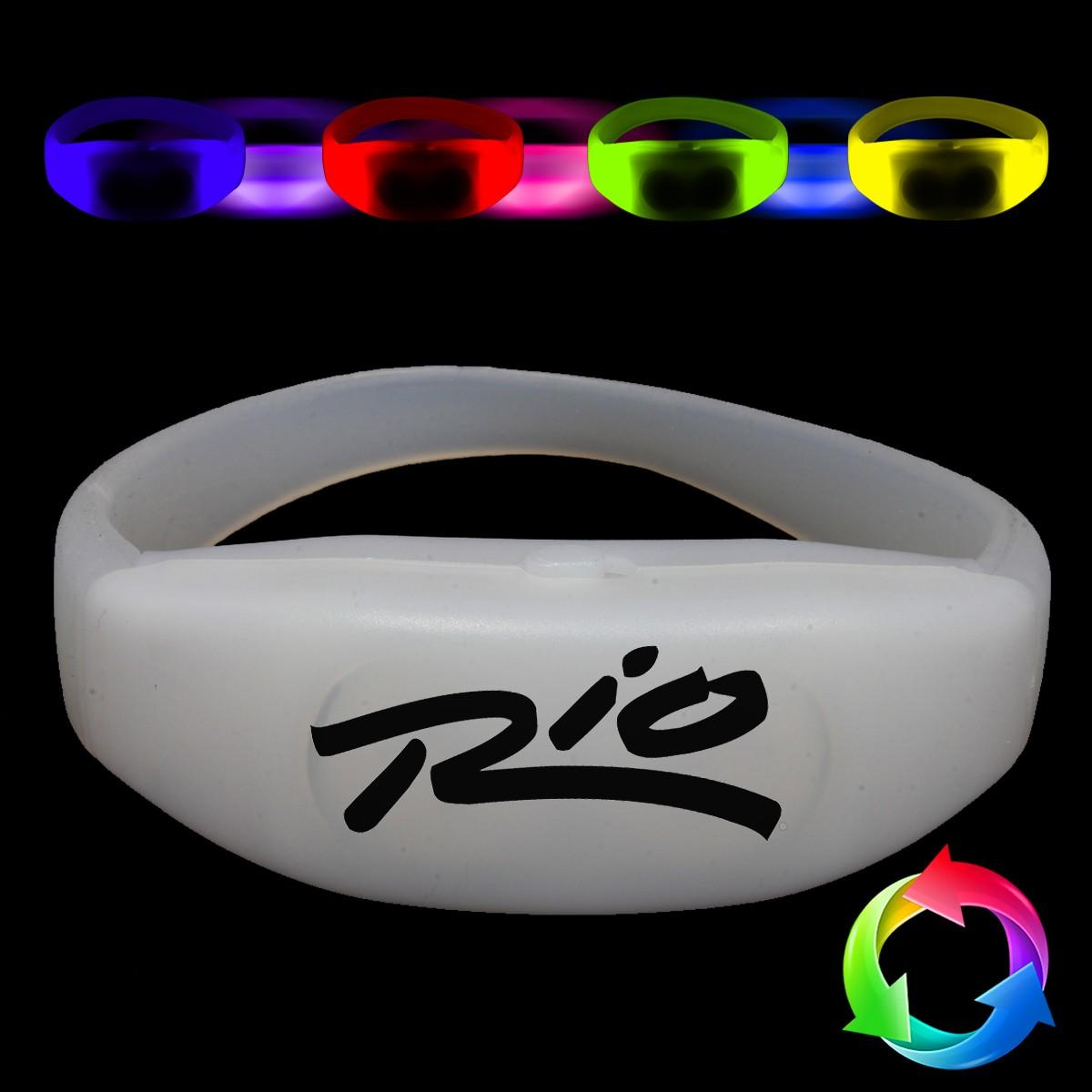 G2 - RF CONCERT BRACELET-WHITE