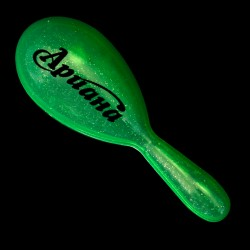 GLITTER MARACA - GREEN