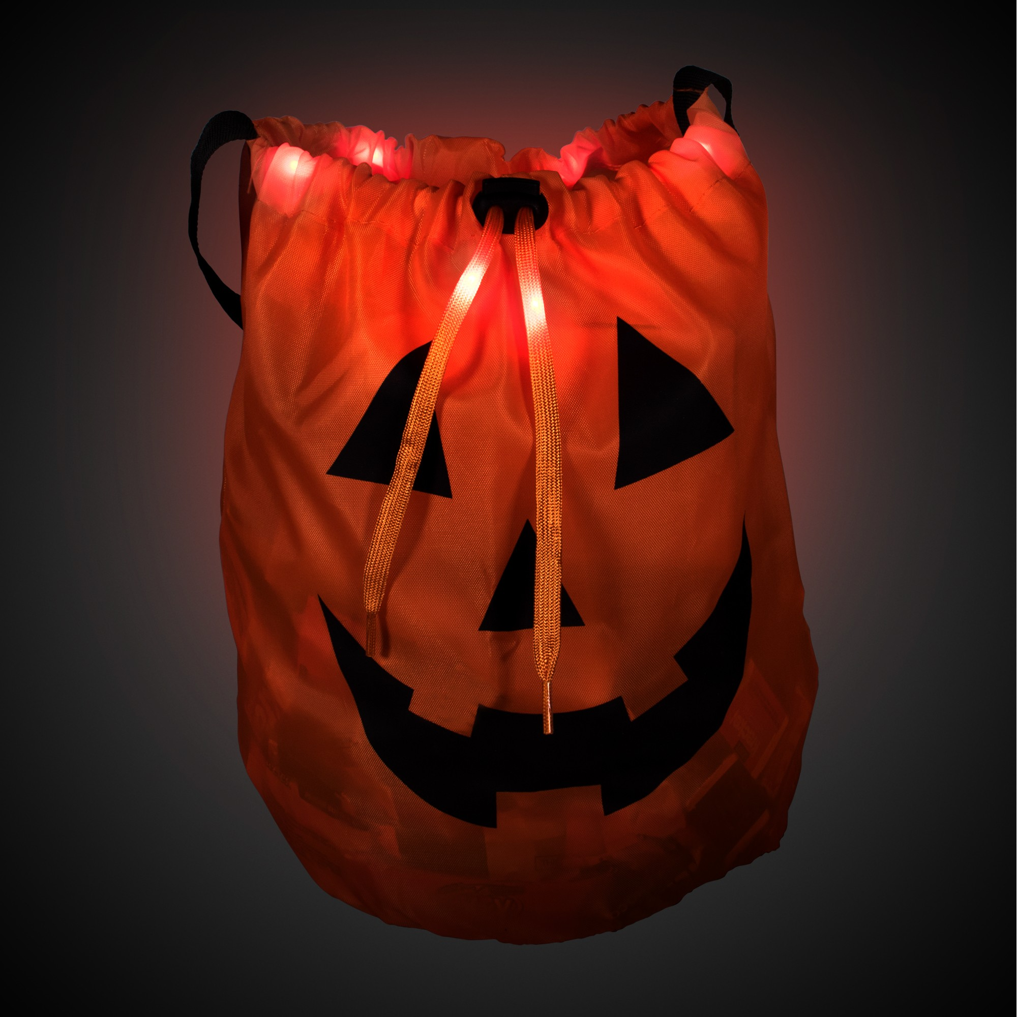 PUMPKIN LU BAG WHANDLE