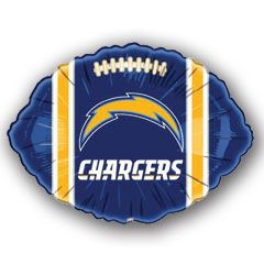 18 INCH LOS ANGELES CHARGERS