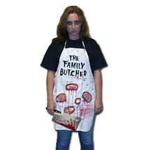 BLOODY BUTCHER SHOP APRON