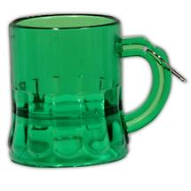 GREEN BEER MUG WJ HOOK