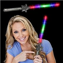 STAR WAND WMULTI COLOR LEDS