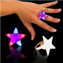 LED CHASING STAR RING RB