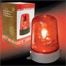 RED ORANGE BEACON LIGHT