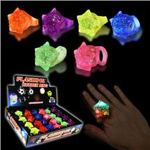 STAR- LITE UP- JELLY RING