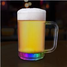 16OZ LIGHT UP BEER MUG
