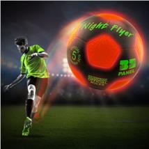 NIGHT FLYER LED SOCCER BALL