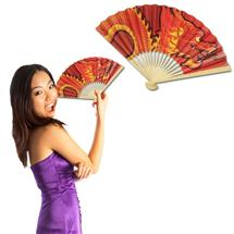 CHINESE DRAGON FAN