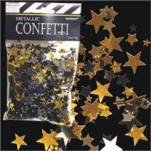 2 12 OZ. HOLLYWOOD CONFETTI