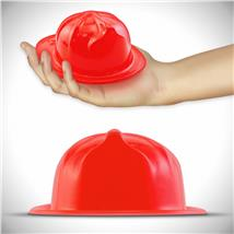 MINI RED FIREFIGHTER HAT