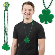 SHAMROCK MEDALLION NECKLACES