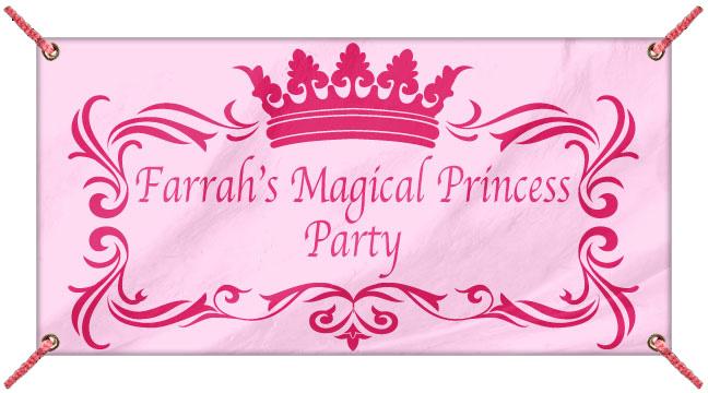 Elegant Tiara - Custom Banner