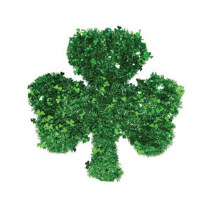 Shamrock Wreath Door Decoration