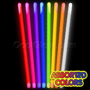 16 Inch Glow Stick - Assorted