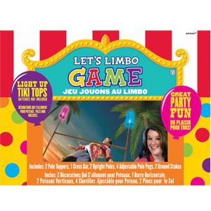 Let's Limbo Game- 11pc