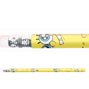 SpongeBob Party Pencils- 12ct