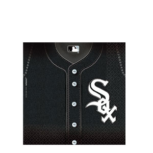 Chicago White Sox Luncheon Napkins- 36ct