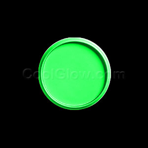 Invisible Blacklight Reactive Makeup 1.3 oz - Green