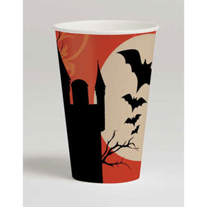 Frightful Night 12 oz Cups- 8ct