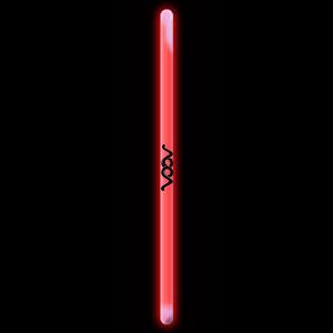10 Inch Glow Sticks - Red