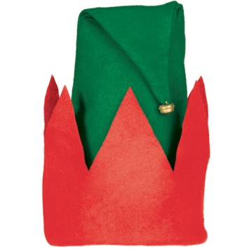 Felt- Child Elf Hat