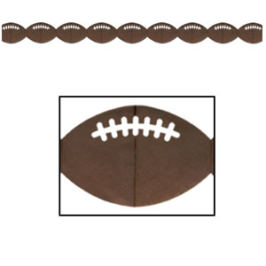 Football Garland- 12ft