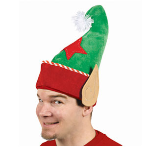 Jolly Elf Hat- 15 Inch
