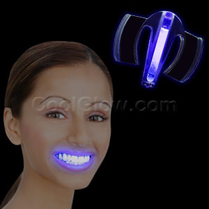 Glow Mouth Guard - Blue