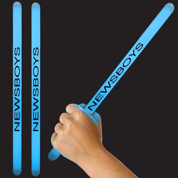 14 Inch Glow Sticks - Blue