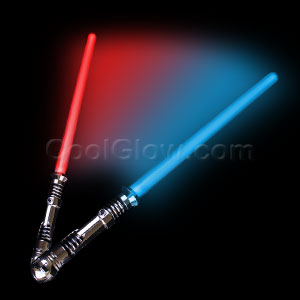LED Motion Activated Light Saber