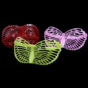 Bright Butterfly Masks - Assorted