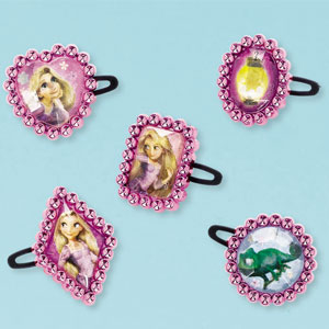 Disney Tangled Jewel Hair Clip- 18ct