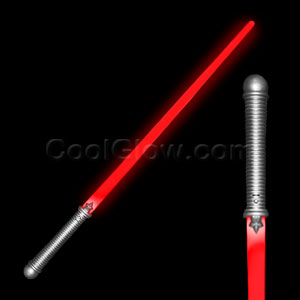 LED Light Saber - Red
