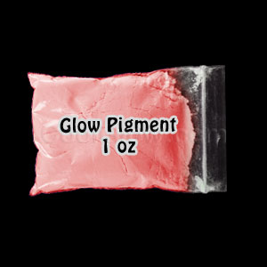 Glominex Glow Pigment 1 oz - Red