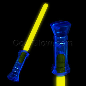 Glow Light Saber - Yellow