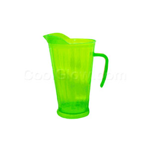 Neon Green 60 Ounce Pitcher