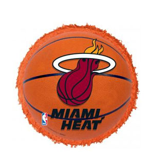 Miami Heat Pinata
