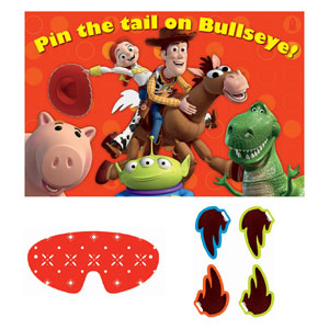 Toy Story 3 Party Game- 4pc