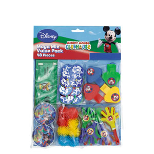 Mickey Favor Pack- 48pc