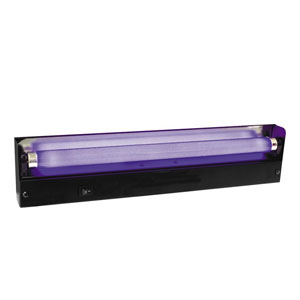 Blacklight Fixture 15 Watt - 18in
