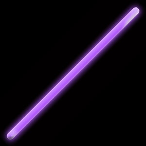 16 Inch Glow Stick - Purple