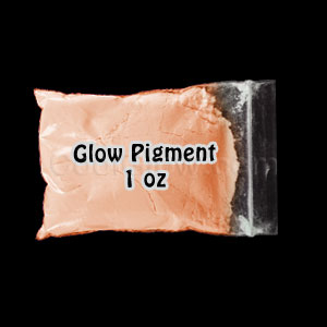 Glominex Glow Pigment 1 oz - Orange