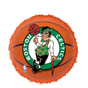 Boston Celtics Pinata