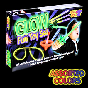 Glow Fun Toy Set